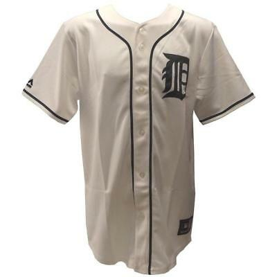 New Majestic Athletic Replica Jersey Detroit Tigers - White