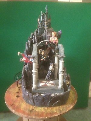 Harry Potter Hogwarts Magic School Water Feature