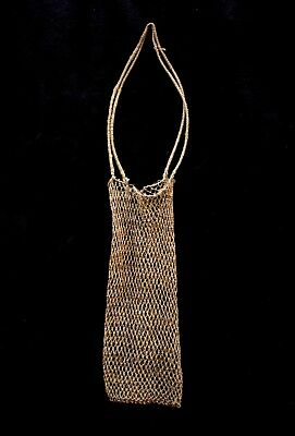 Pacific islands oceania ethnographic antiques 3 120 for How to weave a net with string