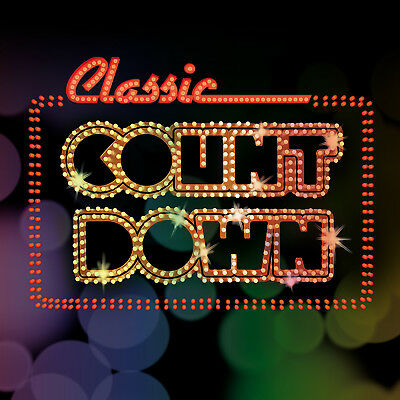 CLASSIC COUNTDOWN - Various Artists 4CD *NEW* 2017