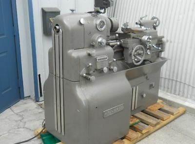 Monarch 10EE lathe with single phase 5hp conversion