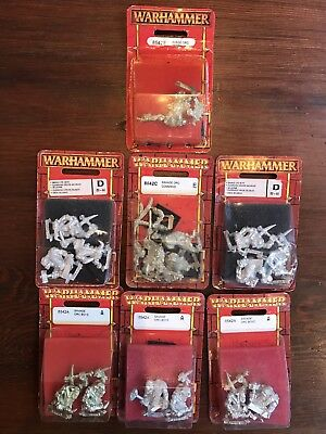 Warhammer Fantasy Savage Orc Boyz (OOP) 4th Edition
