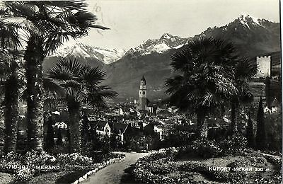 Two Postcards: Italy, 1957-1960 Merano: City And Healing Center