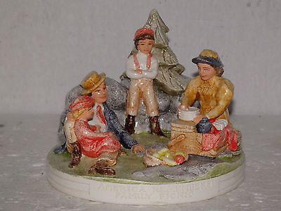 "Sebastian Minatures ""america Remembers Family Picnic"""