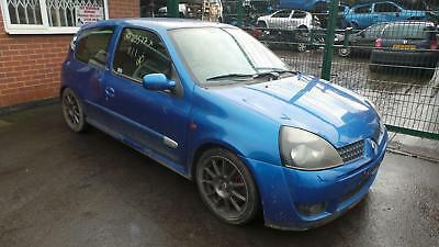 Renault Sport Clio II 172 Cup 2002-03 2.0 16v Interior UCH Relay Breaking Spares