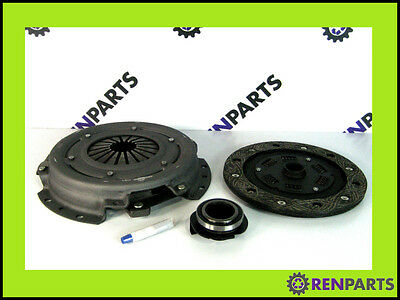 Renault Clio II PH2 1.2 16v 2000-2006 Clutch Kit + Release Bearing 3 Piece *NEW*