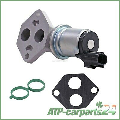 IDLE AIR SPEED CONTROL VALVE + GASKET FORD FIESTA MK 4 JA JB 1.3 i 98-02