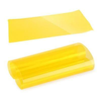 Golden Yellow Car Fog Tail Light Headlight Tint Film Vinyl Wrap Cover 12x24""