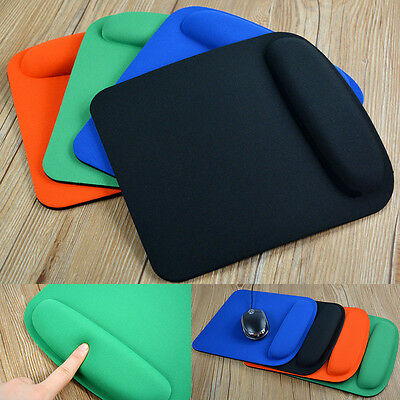 Mouse Pad with Wrist Support Rest Mice Mat Gaming Desktop PC