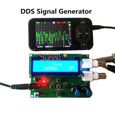 DDS Signal Function Generator Module Sine Square Sawtooth Triangle Wave