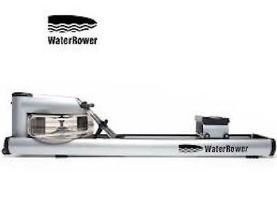 WATERROWER M1 LO-RISE COMMERCIAL ROWING MACHINE  .. Made in the USA....