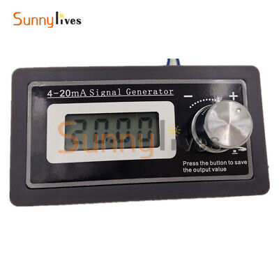 15-30V 4-20mA Signal Generator Current Transducer Test PLC Two-wire Output