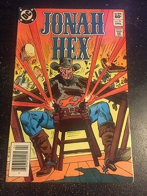 Jonah Hex#71 Awesome Condition 6.0(1983) Ayers Art!!