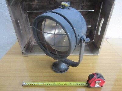 Antique Nautical Ship / Army Spot/Search Light