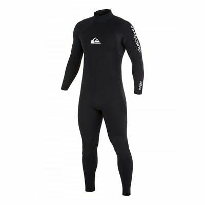 Quiksilver Syncro Base 4/3 Back Zip GBS Wetsuit Mens Unisex Surfing Watersports
