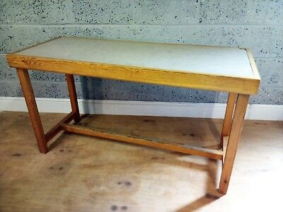 Vintage School Table