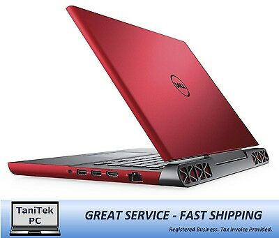 Dell Inspiron 15 7000 7567 Gaming Laptop i5-7300HQ 8GB 256GB SSD GTX1050 IPS