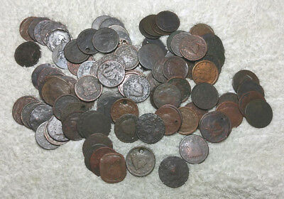 (100) Low end Large Cent culls - free priority ship