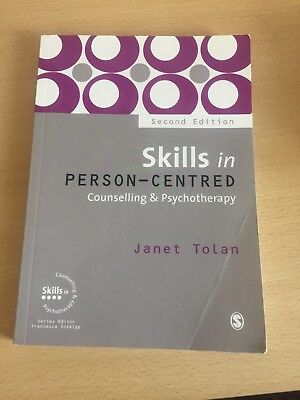 Skills in Person-centred Counselling and Psychotherapy by Janet Tolan...