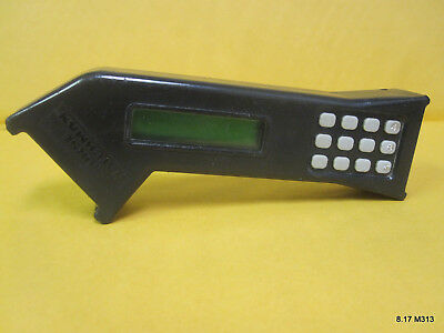 Morse Watchman PowerCheck Security Hand-Held Data Recorder Wand w. Keypad GT7040