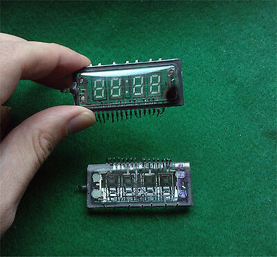 2x IVL2-7/5 Russian VFD Numbers Display (NIXIE Tubes USSR)