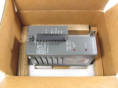 Allen Bradley, PLC-5, 1771-P1 (1771-PA), Power Supply, New In Box, NIB
