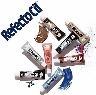 RefectoCil Eyelash & Eyebrow Tint 15ml - Please Choose Your Colour