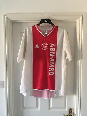 Ajax Original Home Shirt 2004-2005 XL