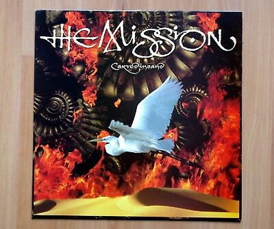 The Mission - Carved in Sand ***MINT***
