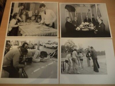 OLD VINTAGE OFFICIAL BBC TV PHOTO STILLS GRANADA WORLD IN ACTION 1960s 1980s