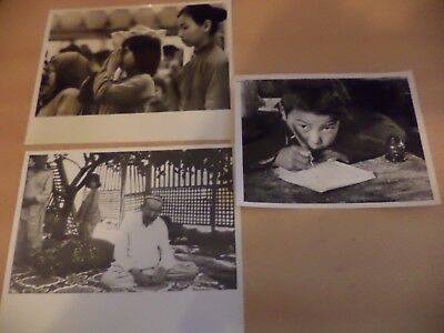 Old Vintage Official Bbc Tv Photo Stills Granada World In Action Tibet Afghan