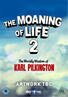 Moaning Of Life: Series 2  DVD NEW