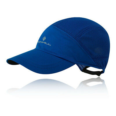 Ronhill Air Lite Mens Navy Blue Running Work Out Head Wear Baseball Cap Hat