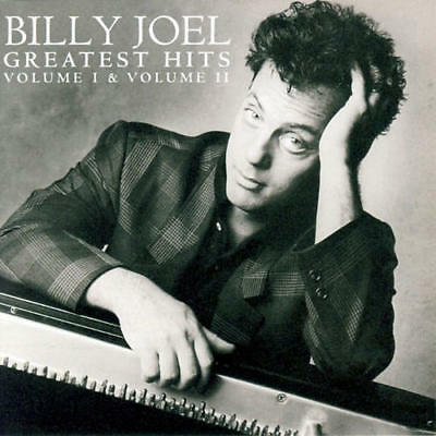BILLY JOEL - Greatest Hits Volume I & II (1&2) 2-CD USA Import FATBOX EXC