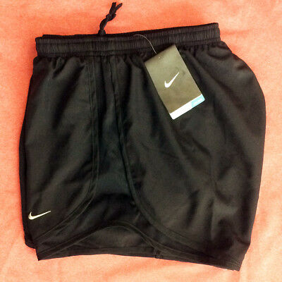Nike Tempo Women's Dri-FIT Black Running Shorts (Medium)