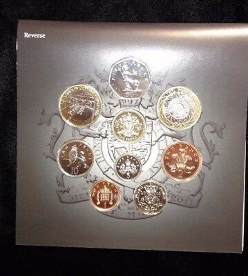 2008 Royal Mint-United Kingdom Brilliant Uncirculated Coin Collection