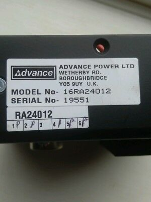 Linear power supply 16ra series