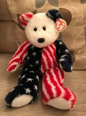 "TY Beanie Buddy ""Spangle"""