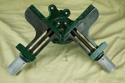 Vintage S&W Record 402 Picture Framing Vise Clamp Right Angle Miter 90° Tool USA