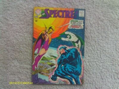 The Spectre No. 3; DC Silver Age; April; good-very good