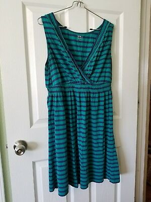 Plus size maternity/nursing nightgown XL