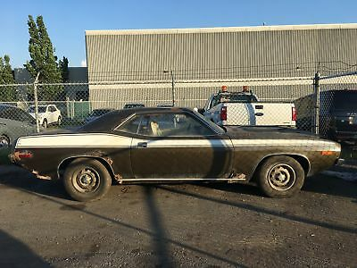 1973 Plymouth Cuda 340 1973 Plymouth Cuda 340 Matching Numbers