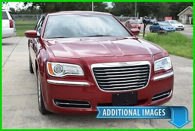 2012 Chrysler 300 Series ONLY 37K SUPER LOW MILES - BEST DEAL ON EBAY! buick regal lacrosse dodge charger cadillac cts ford taurus fusion lincoln mkz