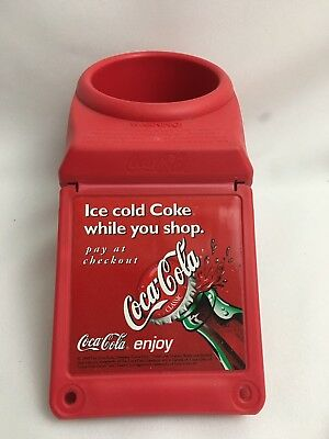 Coca-Cola 1999- Coke Grocery Cart Caddy