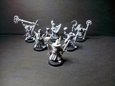 Warhammer - Frostgrave - Assorted Casters