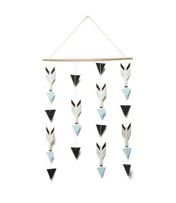 Baby Nursery Decor Hanging Mobile Arrows