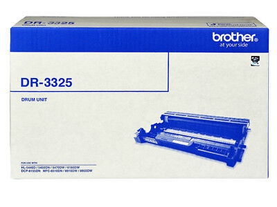 Brother DR-3325 Genuine [30K Page] Single Drum Unit