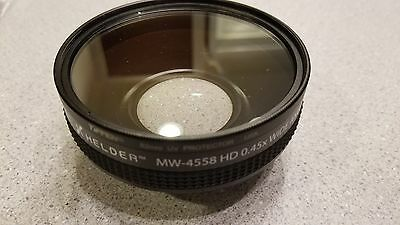 Helder MW-4558 Professional 58mm HD 0.45x Wide Angle Conversion Lens