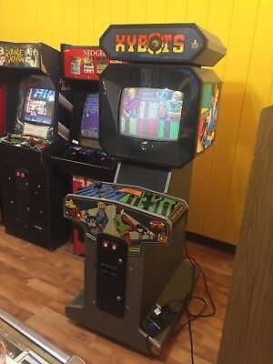 Xybots arcade game fully working