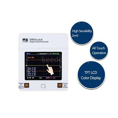 DSO 112A TFT Touch Screen Portable Mini USB Digital Oscilloscope 2MHz 5Msps L2Z1
